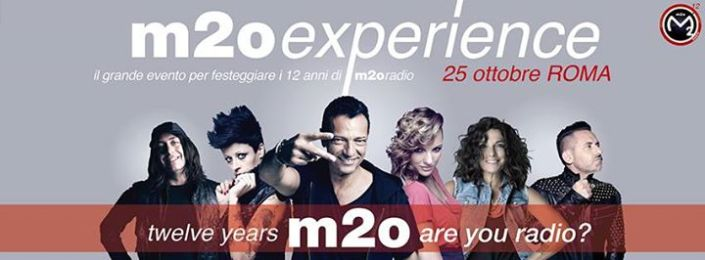 Immagine di presentazione m2o experience