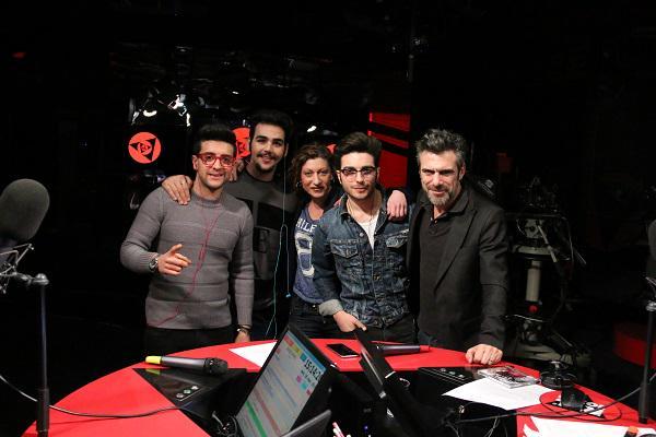 studi di RTL 102.5