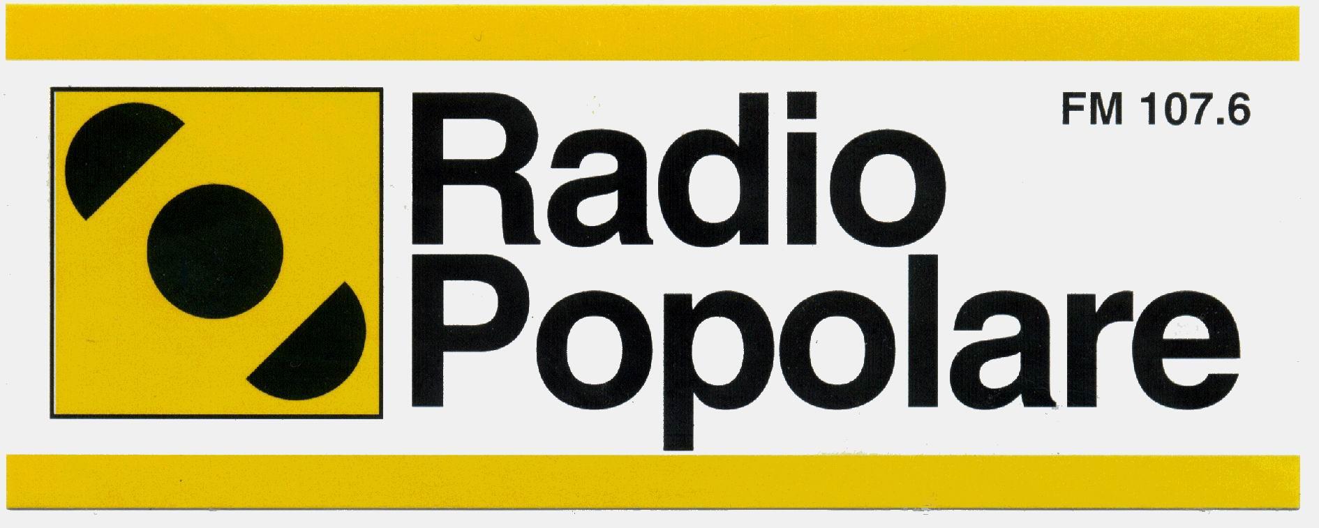 logo Radio Popolare
