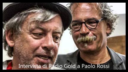 studi di Radio Gold.